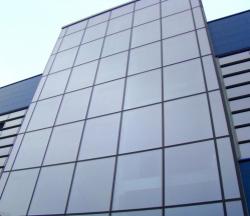 Светопрозрачные фасады ALT F50